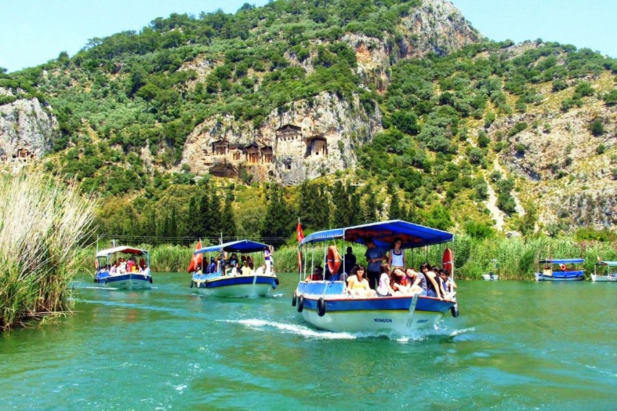 Dalyan Hotel Activities